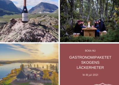 Gastronomipaketet 16-18 Juli