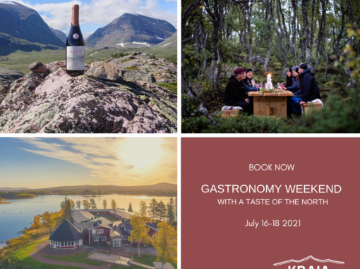 GASTRONOMY WEEKEND JULY 16-18