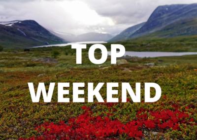 Top Weekend Jul 30 – Aug 1